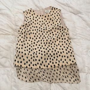 Kate Spade blouse size Small